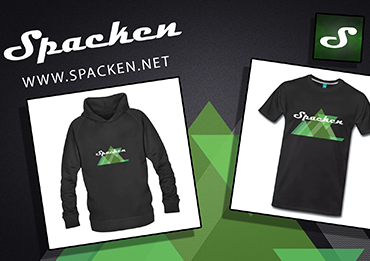 Spacken Merch